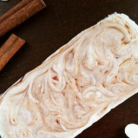 2-Ingredient Cinnamon Bun Candy Bars